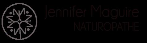 logo-jennifer-maguire-naturopathe-nice